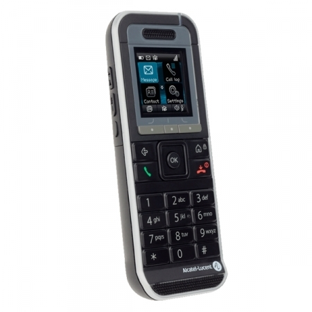 ALCATEL-LUCENT 8232s  DECT-phone with battery and belt clip
