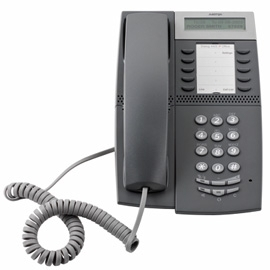 Mitel Dialog 4222 Office Systemtelefon anthrazit