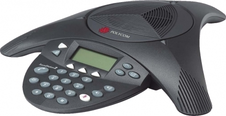 POLYCOM SoundStation 2 with display
