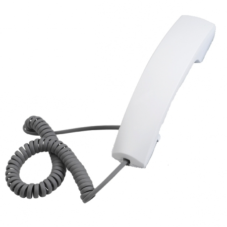 Mitel Handset single for Dialog 4000 light gray